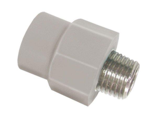 Adaptador Ppr Para Rede a Vácuo 25 Mm X 1/2 Polegada - Topfusion