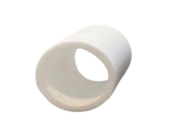 Elemento Filtrante Polietileno Branco Mini Para Filtro de 1/4 - Werk Schott