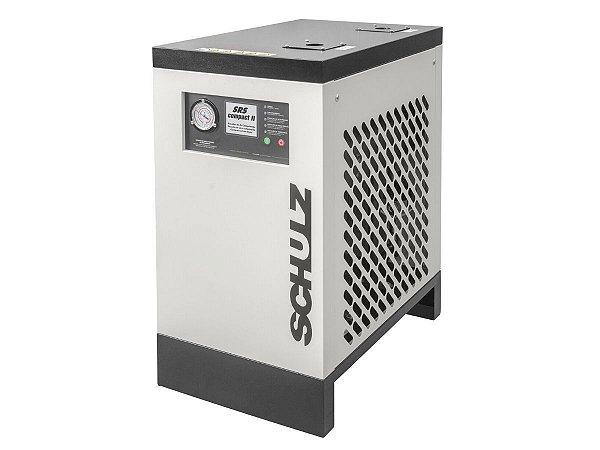 Secador De Ar Comprimido Tipo Refrigeração Schulz - Srs 300 Compact