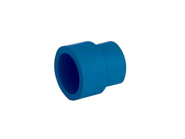 Luva De Redução PPR Topfusion Para Rede De Ar Comprimido 75 X 50 Mm