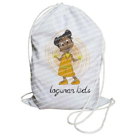 Mochilinha para Guias / Colares / Fios de Contas - Logunan Kids