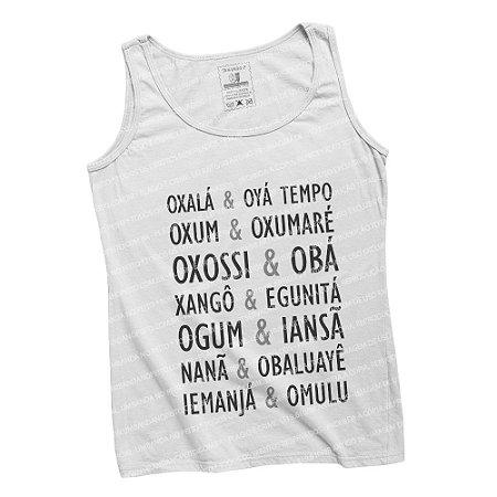 Regatinha &Orixás