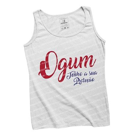 Regatinha Ogum Tenho a Sua Proteção