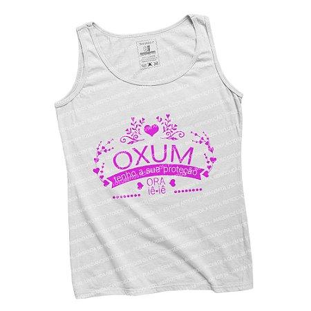 Regatinha Oxum Tenho a sua Proteção
