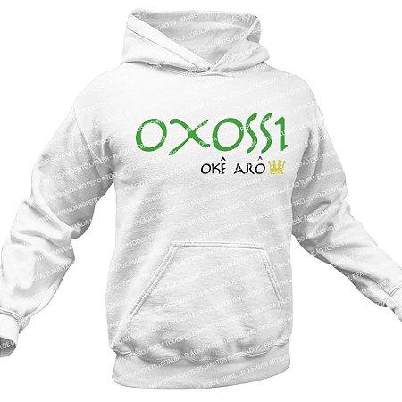 Moletom Unissex Oxossi