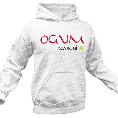 Moletom Ogum II - Com Bolso e Capuz
