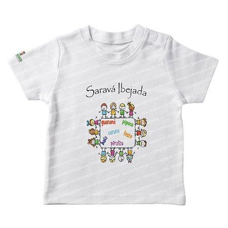 Camiseta Infantil Festa de Cosme e Damião
