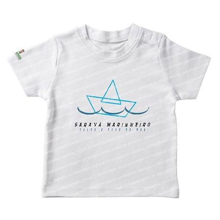 Camiseta Infantil Marinheiros