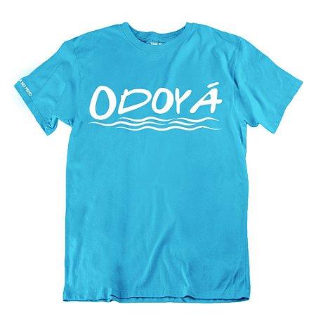 Camiseta Azul Claro Odoyá