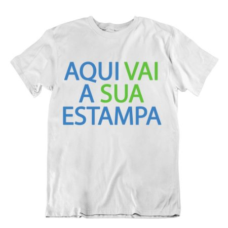 Camisetas Personalizada / Uniforme Para Templos / Terreiros (10 peças)