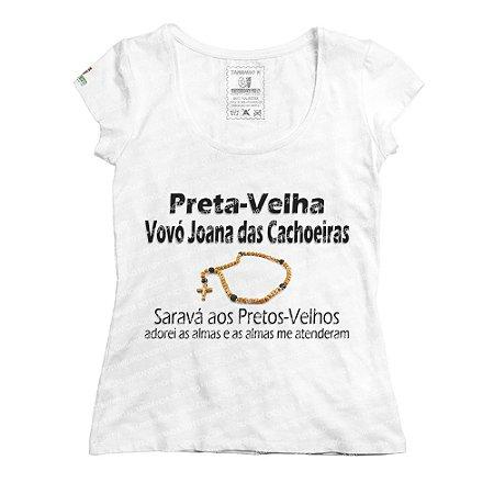 Baby Look Vovó Joana das Cachoeiras