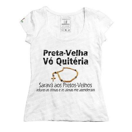 Baby Look Vó Quitéria