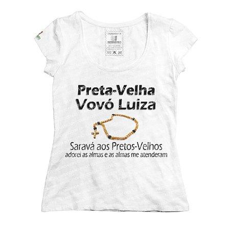 Baby Look Vovó Luiza