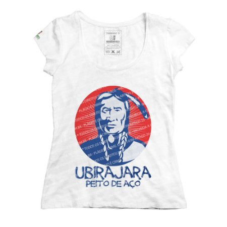 Baby Look Look Ubirajara Peito de Aço