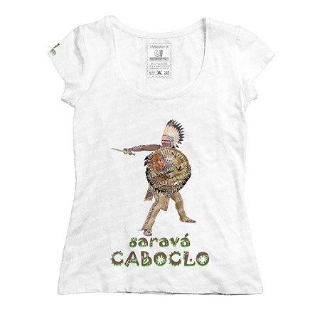 Baby Look Saravá Caboclo