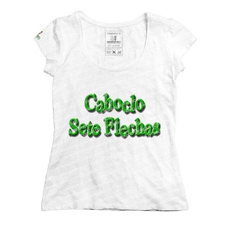 Baby Look Caboclo Sete Flechas
