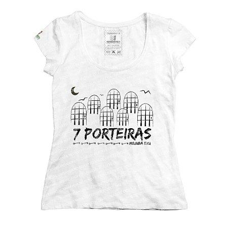 Baby Look Mojubá 7 Porteiras