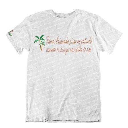 Camiseta Pisar no Catimbó