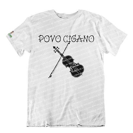 Camiseta Povo Cigano