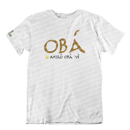 Camiseta Rainha Obá