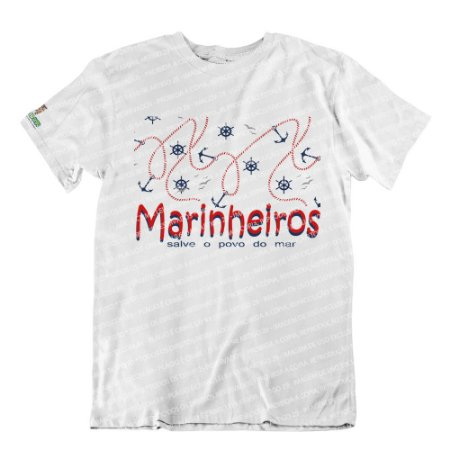 Camiseta Saravá Marinheiro