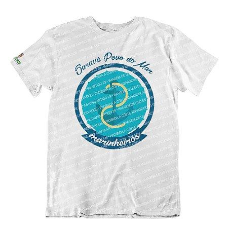 Camiseta Saravá Povo do Mar