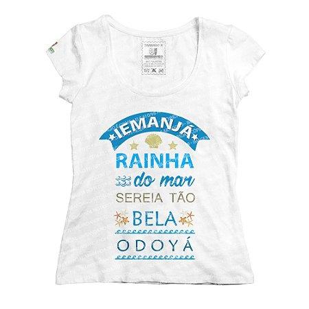 Baby Look Rainha Sereia
