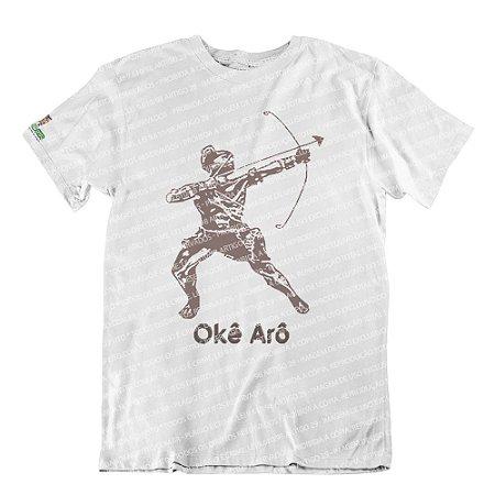 Camiseta Okê Arô Oxossi