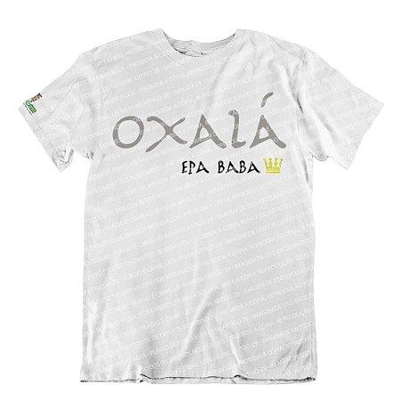Camiseta Rei Oxalá