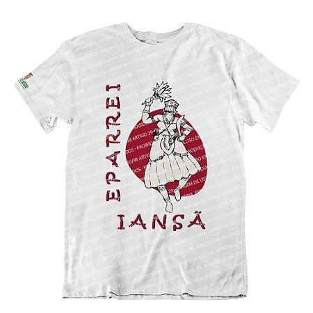 Camiseta Eparrei Iansã