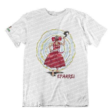 Camiseta Iansã Dona dos Ventos (vermelha)
