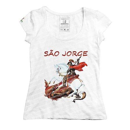 Baby Look São Jorge