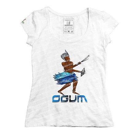 Baby Look Ogum Coleção Orixás