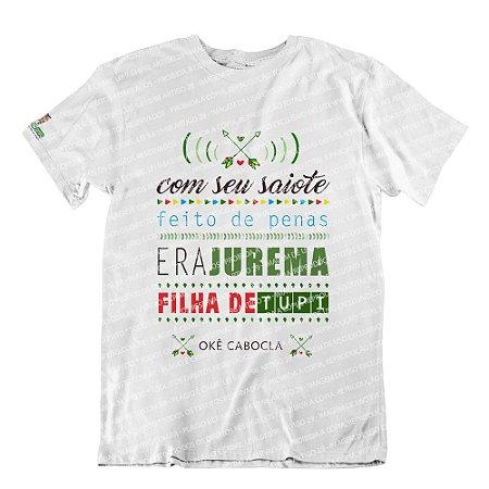 Camiseta Jurema Filha de Tupi
