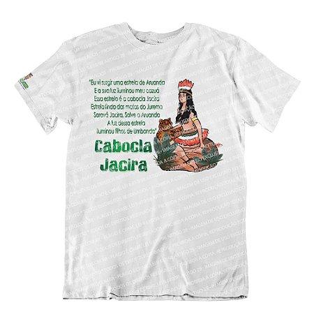 Camiseta Cabocla Jacira