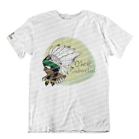 Camiseta Saravá Caboclo