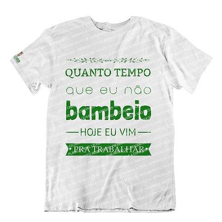 Camiseta Bambeio