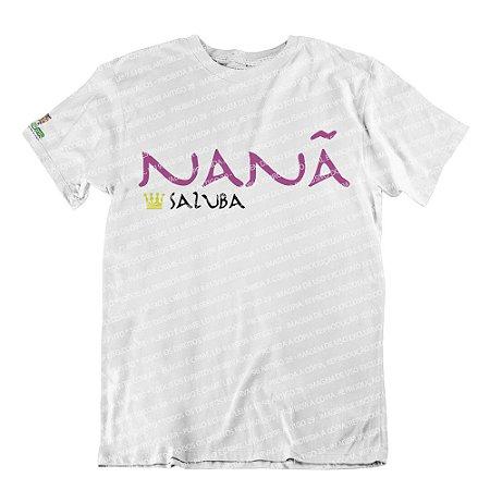 Camiseta Rainha Nanã