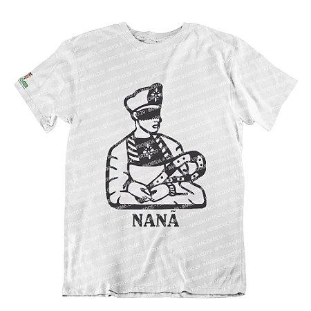 Camiseta Salve Nanã
