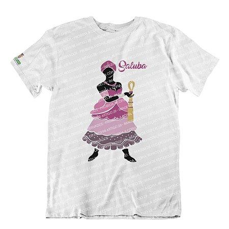 Camiseta Nanã Saluba