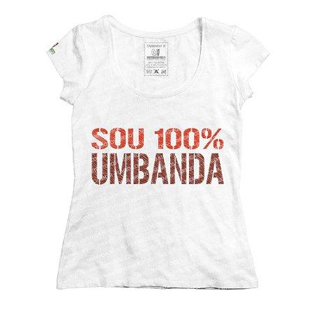 Baby Look Sou 100% Umbanda