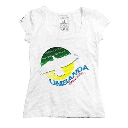 Baby Look Umbanda Brasileira