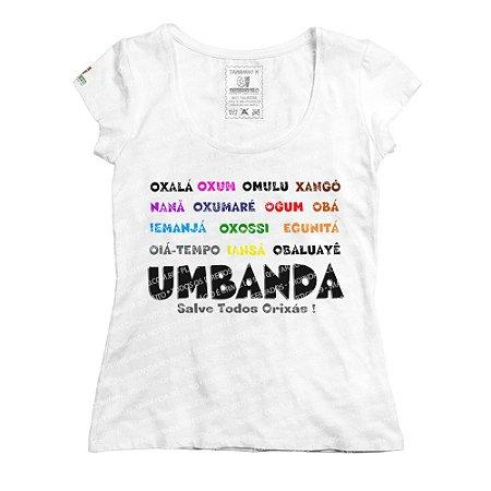 Baby Look Orixás Umbanda