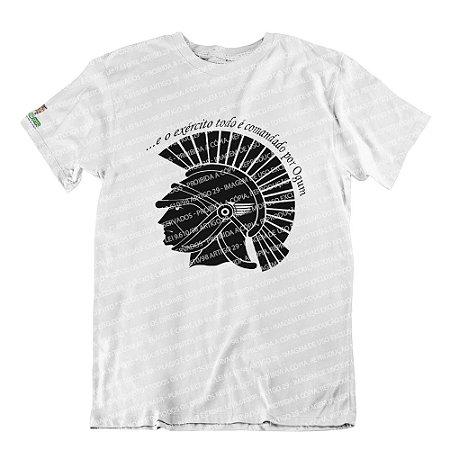 Camiseta Exército de Ogum