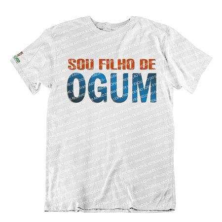 Camiseta Sou Filho de Ogum