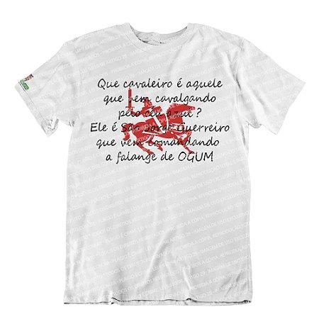 Camiseta Que Cavaleiro é Aquele