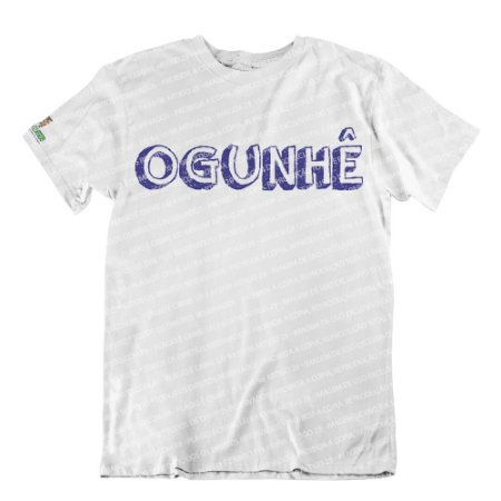 Camiseta Ogunhê