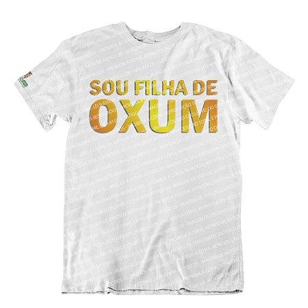 Camiseta Sou Filha de Oxum