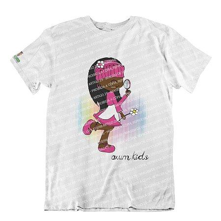 Camiseta Oxum Kids (rosa)