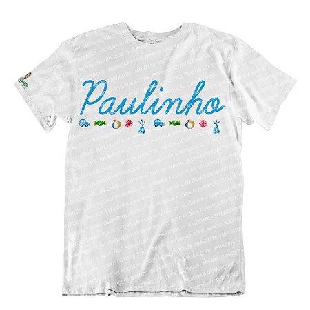 Camiseta Erê Paulinho